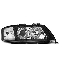 Fari Angel Eyes Xenon Audi A6 C5 97-99