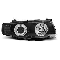 Fari Angel Eyes Xenon BMW serie 7 E38 98-01