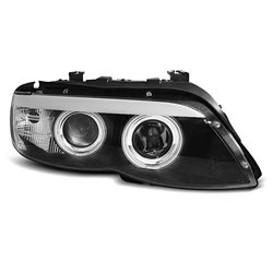 Fari Led Angel Eyes CCFL Xenon BMW X5 E53 03-06