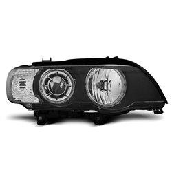 Fari LED Angel Eyes BMW X5 E53 99-03
