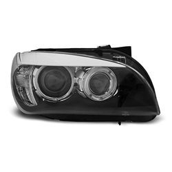 Fari Angel Eyes BMW X1 E84 09-12