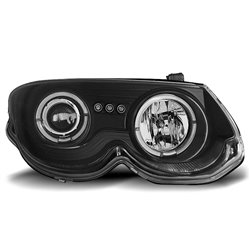 Fari Angel Eyes Chrysler 300 M 99-04 Neri