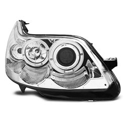 Fari Angel Eyes Citroen C4 04-10 Chrome