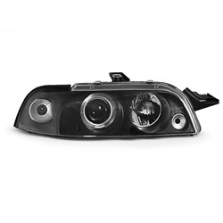 Fari Angel Eyes Fiat Punto I 93-99 Neri