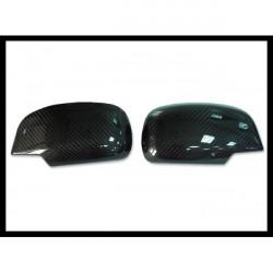 Calotte coprispecchi in carbonio Suzuki Swift
