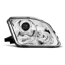 Fari Angel Eyes Honda Prelude 5 97-01 Chrome