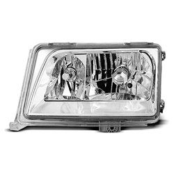 Coppia di fari Design Mercedes Classe E W124 93-95 Chrome