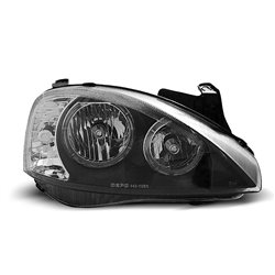 Coppia di fari Angel Eyes Opel Corsa C 00-06