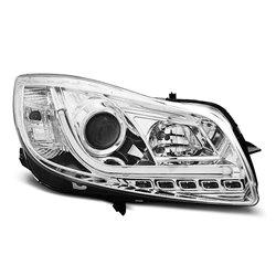 Fari Led vera luce diurna Opel Insignia 08-12 Chrome