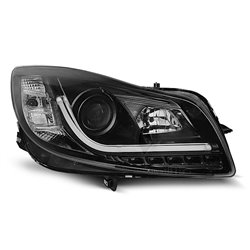 Fari Tube Light a Led vera luce diurna Opel Insignia 08-12 Neri