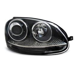 Fari Gti Look Volkswagen Golf V 03-09 Neri