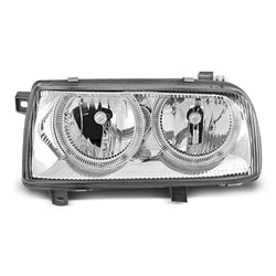 Fari Angel Eyes Volkswagen Vento 92-98 Chrome