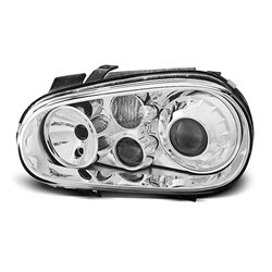 Fari R32 Look Volkswagen Golf IV 97-03 Chrome