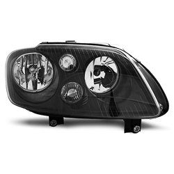 Fari Design Volkswagen Touran / Caddy 03-06 Neri