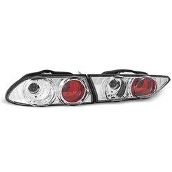 Coppia fari posteriori Alfa Romeo 156 97-03 chrome