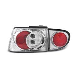 Coppia fari posteriori Ford Escort MK6 93-00 Chrome