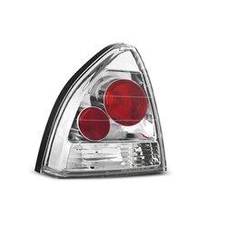 Coppia fari posteriori Honda Prelude IV 92-97 Chrome