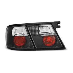 Coppia fari posteriori Nissan Primera 96-98 Neri