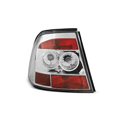 Coppia fari posteriori Opel Vectra B 95-98 Chrome