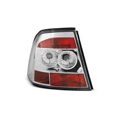 Coppia fari posteriori Opel Vectra B 95-98 Chrome