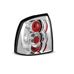 Coppia fari posteriori Opel Opel Astra G HB 97-04 Chrome