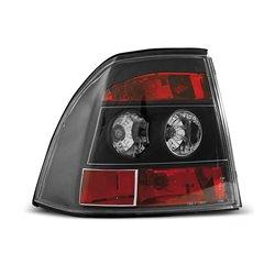 Coppia fari posteriori Opel Vectra B 95-98 Neri