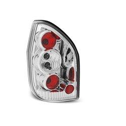 Coppia fari posteriori Opel Zafira 99-05 Chrome