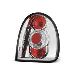 Coppia fari posteriori Opel Corsa B 3p. 93-00 Chrome