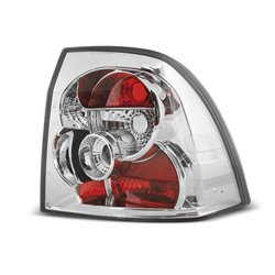 Coppia fari posteriori Opel Vectra B 99-02 Chrome