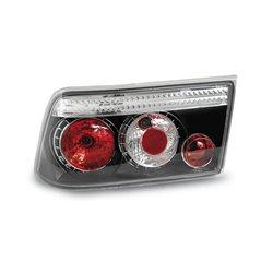 Coppia fari posteriori Opel Calibra 90-97 Neri