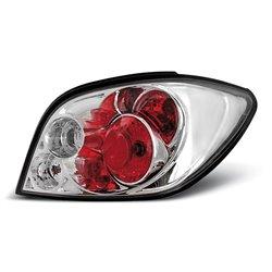 Coppia fari posteriori Peugeot 307 01-07 Chrome