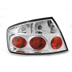 Coppia fari posteriori Peugeot 407 04- Chrome