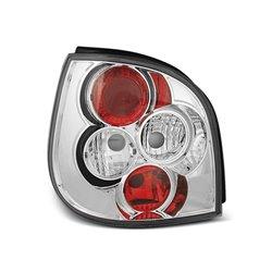 Coppia fari posteriori Renault Scenic 99-03 Chrome