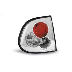 Coppia fari posteriori Seat Cordoba 93-99 Chrome