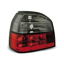 Coppia fari posteriori Volkswagen Golf III 91-97 Rossi e Fume