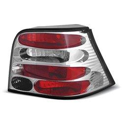 Coppia fari posteriori Volkswagen Golf IV 97-03 Chrome
