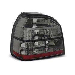 Coppia fari posteriori Volkswagen Golf III Fume