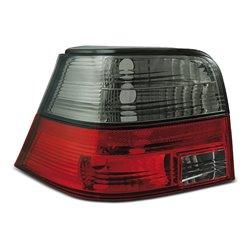 Coppia fari posteriori Volkswagen Golf IV 97-03 Rossi e Fume