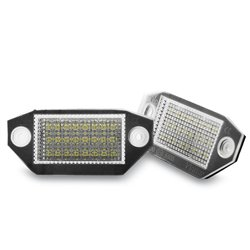 Luci targa LED FORD MONDEO MK3 00-07
