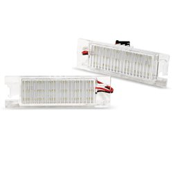 Luci targa OPEL ZAFIRA B/ ASTRA H/ CORSA D/ INSIGNIA / IX35 LED CANBUS