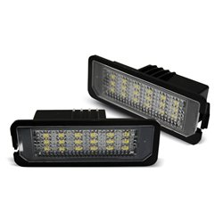 Luci targa VW GOLF V / VI CANBUS LED