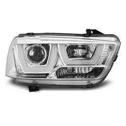 Fari Tube Light Dodge Charger LX II 11-15 Chrome