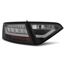 Coppia fari Led Bar posteriori Audi A5 8V Coupe 07-11