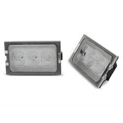 Luci targa LED Land Rover