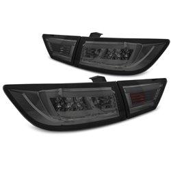 Coppia fari LED BAR posteriori Renault Clio IV 2013- Fume