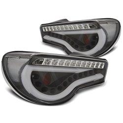 Coppia fari LED BAR posteriori Toyota GT86 2012- Neri