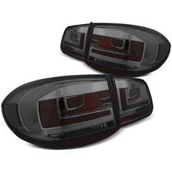 Coppia fari Led Bar posteriori Volkswagen Tiguan 11-15 Fume