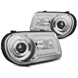 Fari Tube Light Chrysler 300 C 05-10 Chrome