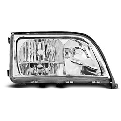 Coppia di fari Design Mercedes Classe S W140 91-98 Chrome