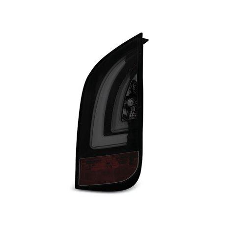 Coppia fari LED BAR posteriori Volkswagen UP / Skoda Citigo Neri Fume
